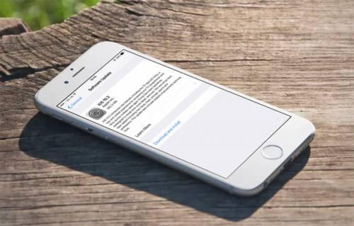 اپل  iOS و watchOS را بهروزرسانی کرد