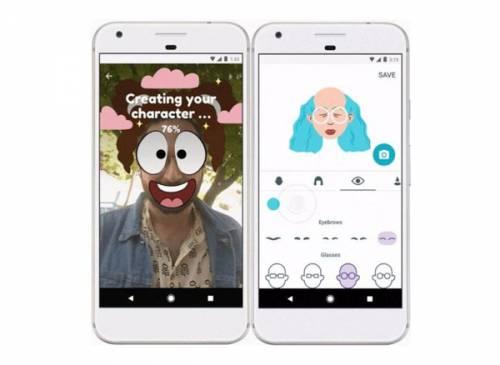 اپلیکیشن Allo عکسهای سلفی را به استیکرهای متحرک تبدیل میکند