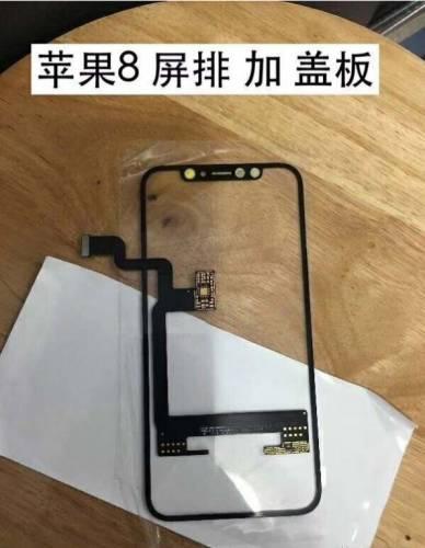 پنل صفحه نمایش آیفون 8