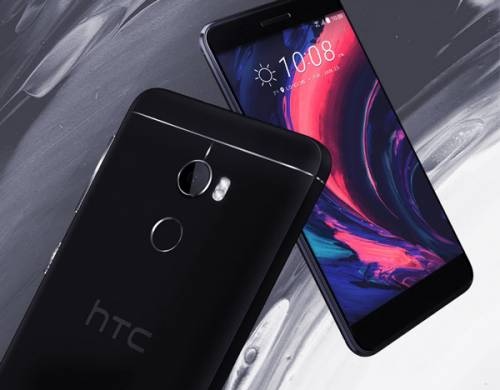 گوشی HTC One X10 معرفی شد