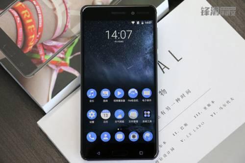 موجودی گوشی نوکیا 6 در عرض یک دقیقه به فروش رسید