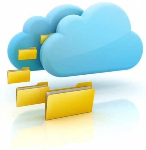 آپلود فایل ها به فضای ابری