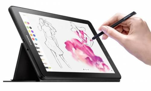 تبلت Galaxy Tab A 2016 مجهز به قلم S Pen رونمایی شد