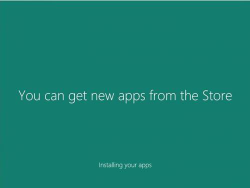installing your apps