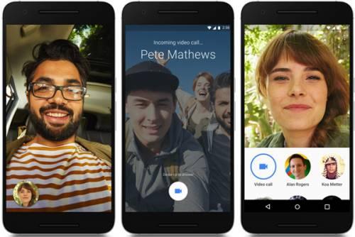گوگل اپلیکیشن مکالمه ویدیوی Duo را منتشر کرد