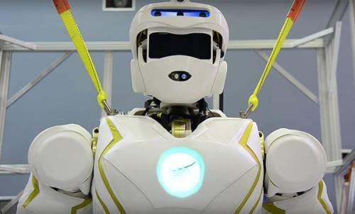 برنامه ناسا برای ارسال ربات انسان نما به مریخ