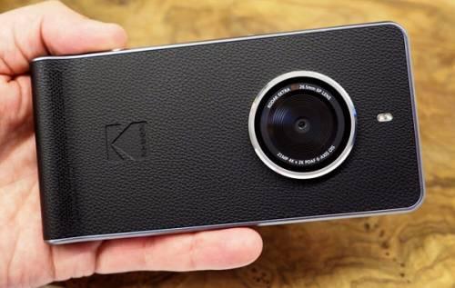 کداک از نخستین گوشی خود را با دوربین 21 مگاپیکسلی رونمایی کرد
