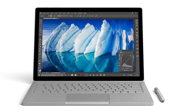 مایکروسافت Surface Book i7 را معرفی کرد