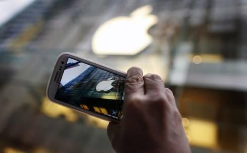 سامسونگ دعوا را به اپل باخت!