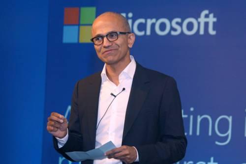 نگاهی به درآمد مدیرعامل مایکروسافت