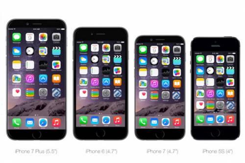 اپل 5 طرح متفاوت برای iPhone 7 دارد!