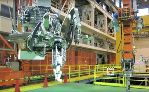 ربات توشیبا بحران هسته ای ژاپن را حل خواهد کرد