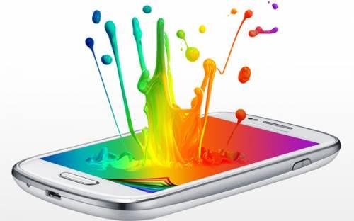 تولید نمایشگر AMOLED کم هزینه تر از LCD است