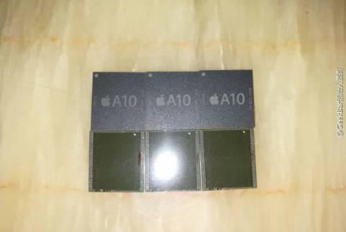 تصویر پردازنده آیفون 7 منتشر شد
