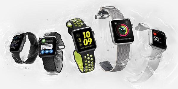 اپل از Apple Watch Series 2 پرده برداشت