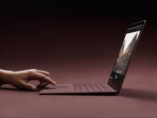 سرفیس لپتاپ، محصول جدید مایکروسافت معرفی شد