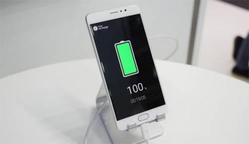 شارژ 20 دقیقهای گوشی به کمک سوپر شارژر Meizu