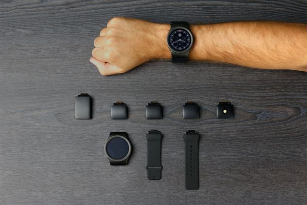 پیشفروش اولین ساعت هوشمند ماژولار جهان آغاز شد