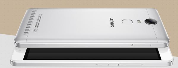 رونمایی لنوو از گوشی جدید K5 Note
