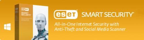 نرم افزار امنیتی ESET Smart Security