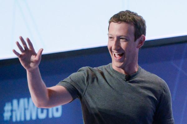 مارک زاکربرگ محبوبترین مدیر عرصه فناوری است