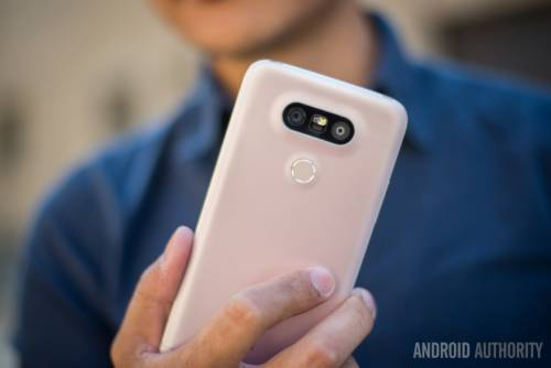 گوشی جدید ال جی G5 رونمایی شد