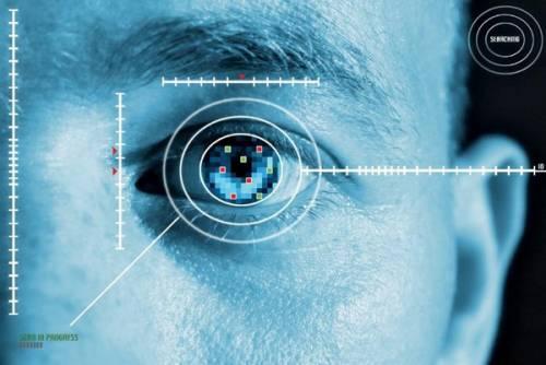 اسکن رگهای خونی چشم برای افزایش امنیت گوشی های هوشمند