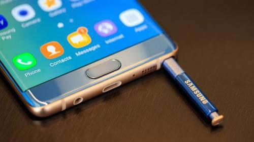 گوشیهای نوت 7 فعال به زودی از کار میافتند