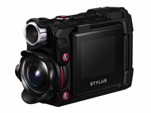 المپوس از دوربین Stylus TG-Tracker رونمایی کرد