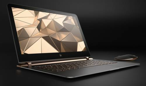 HP  باریکترین لپتاپ دنیا را معرفی کرد