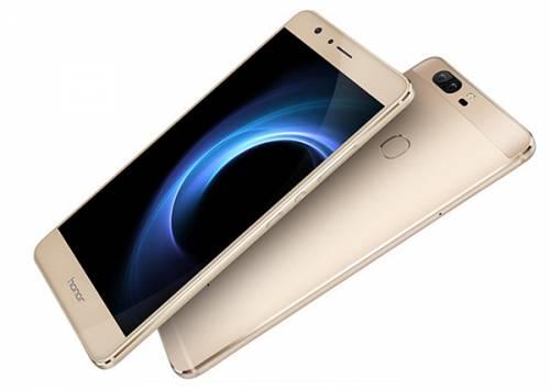 هواوی گوشی Honor V8 را رونمایی کرد
