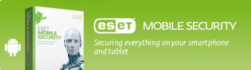 نرم افزار امنیتی ESET Mobile Security & Antivirus