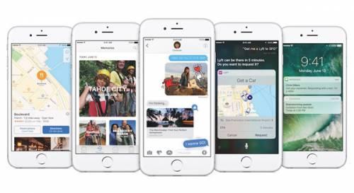 نسخه نهایی iOS 10 منتشر شد