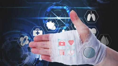 بانداژ هوشمند به کمک پزشکان میآید
