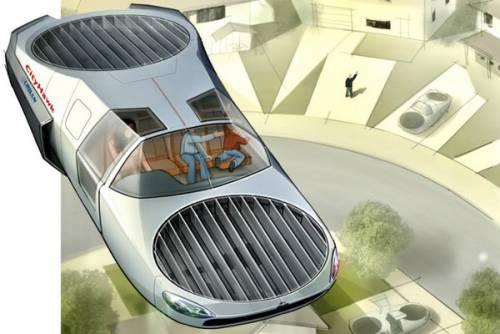 تا سال 2022 ماشینهای پرنده بر فراز شهرها به پرواز در میآیند