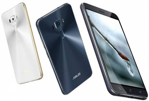 ایسوس از گوشیهای سری ZenFone 3 پرده برداشت