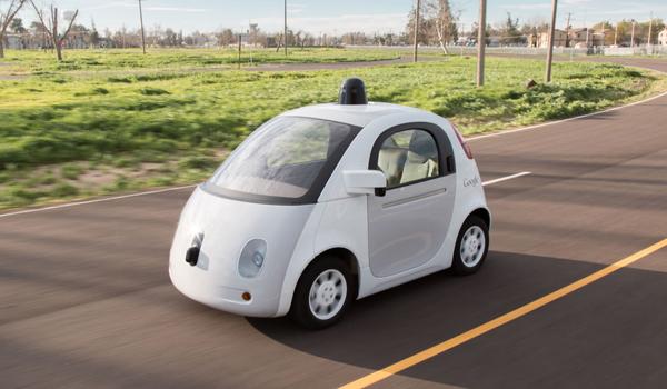 شارژ بیسیم برای خودروهای بدون راننده گوگل
