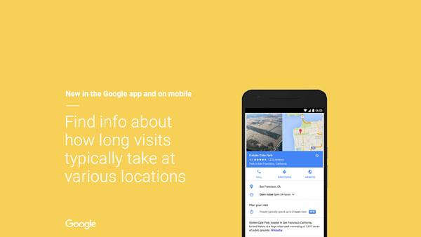گوگل برنامه ریزی برای سفر را آسان تر می کند