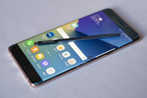 گلکسی نوت 7 بهترین نمایشگر موبایل را دارد