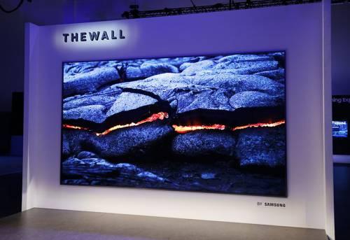 تلویزیون ماژولار 146 اینچی سامسونگ