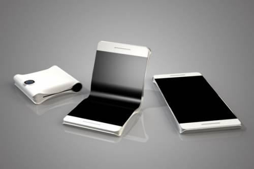 گوشی تاشوی سامسونگ در سال 2017 عرضه میشود