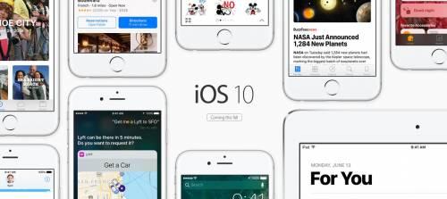 قابلیت های iOS 10