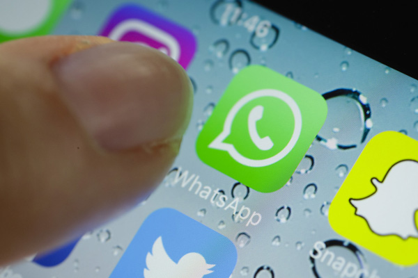 واتساپ اجازه اشتراکگذاری هر نوع فایلی را به کاربران خود میدهد